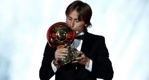Luka Modrid Ballon d'Or